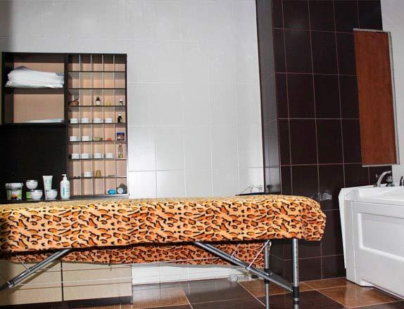 Интерьер салон красоты Шоколад - 5